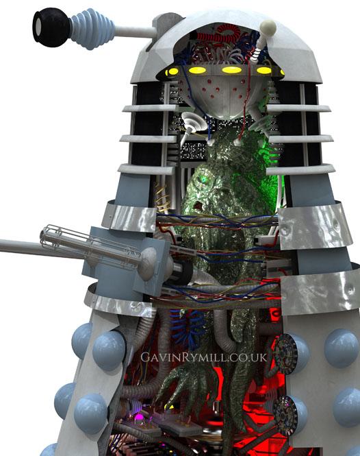 Gavin Rymill CGI 3D renders and models for print media and 3D printers: www.gavinrymill.co.uk